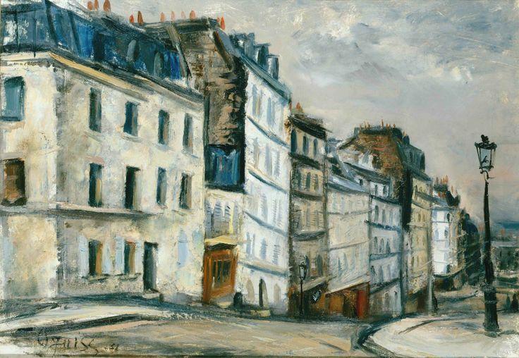 Ogisu Takanori, Rue Lepic, Paris