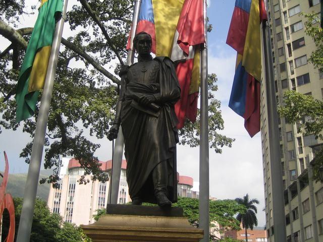 Simon Bolivar cali colombia