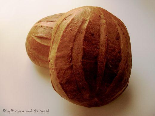Bread around the World: Magyarország - Fehér kenyér