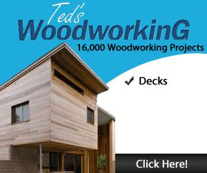 Ted's Woodworking:  Instant Access To 16,000 Woodworking Designs, DIY Patterns & Crafts | Popular Woodworking Kits, Ideas and Furniture Plans.