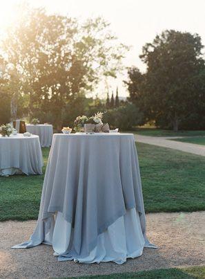 Elegant Barcelona Destination Wedding | Blue Wedding Colors