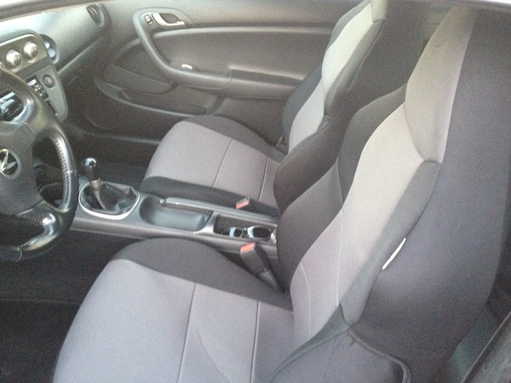 Acura RSX Standard Color Seat Covers: Wet Okole Hawaii