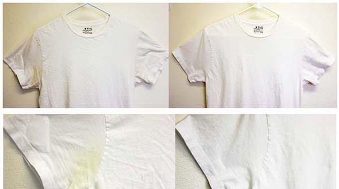 Les t.shrits blancs, souvent, jaunissent, ou deviennent gris. Heureusement, pour les t.shirts 100% coton, il existe une astuce magique pour les garder blancs. Il suffit juste d'avoir un peu d'eau oxyg