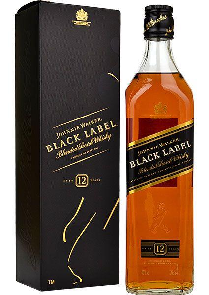 39 - Johnnie Walker Black Label