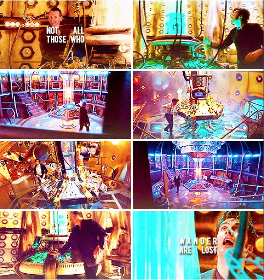 Not all those who wander, are lost #doctorwho