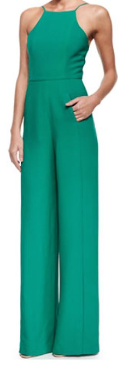green long jumpsuit http://rstyle.me/n/w4th6bna57