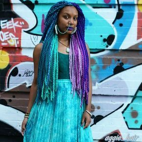 30 Sensational Yarn Braids Styles — Protection and Perfection