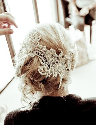 Romantic Wedding Hairstyle Ideas From Pinterest Daily Makeover