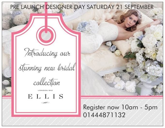 Our new wedding dress collection