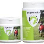 Dog Mobility  Dog Mobility  Aanvullende dierenvoeder voor honden Gewrichtsvoedingssupplement bij honden! Dog Mobility is een unieke en smakelijke samenstelling. Dog Mobility smeert de gewrichten en ondersteunt het behoud van het kraakbeen. Verstrekken:  Honden op leeftijd  Drachtige honden Te zware Honden (overgewicht)  Pups in de groei  Prestatie Honden. Dog Mobility is uniek. Dog Mobility is samengesteld naar de allerlaatste zienswijze op het gebied van gewrichtsproblematiek bij honden…