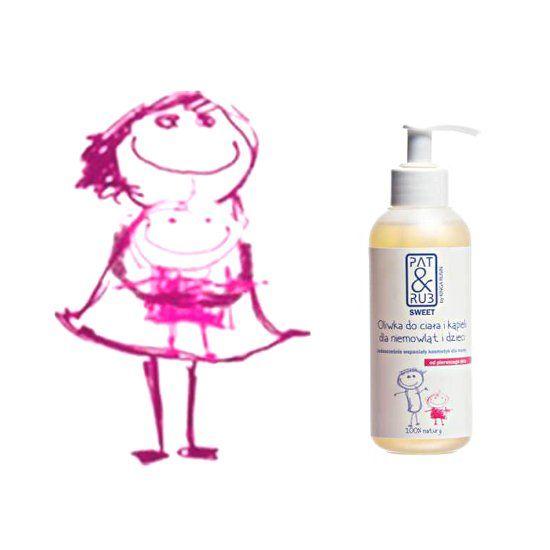 #naturalcosmetics #forkids #bodyoil #bathoil #allnatural #organic #nochemicals #nonallergenic #forsensitiveskin #oliwka #dladzieci #niemowląt #ekologiczna #alergenów #Sweet #patrub #patandrub #domasażu #kąpiel #kosmetyki