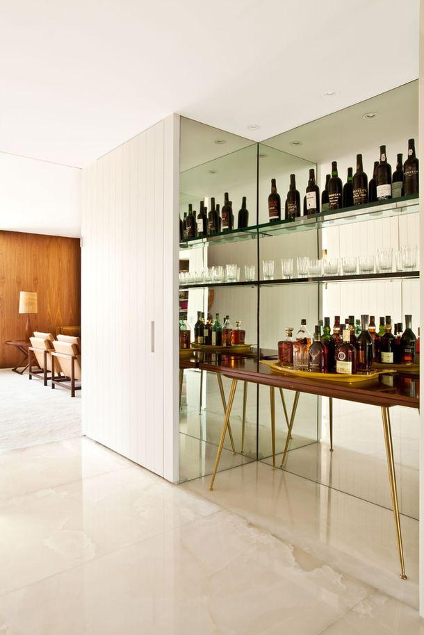 Нью-йоркская квартира в стиле ретро. Квартира в Верхнем Ист-Сайде, оформленная бразильским архитектором Исаем Вайнфельдом