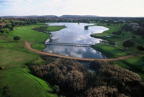 Silver Lakes GC, Pretoria - South Africa