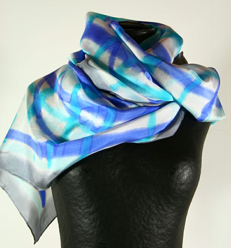 36 best own work images on pinterest shawl silk and - Colores que combinan ...