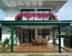 las terrazas de cristal obelia suponen un nuevo concepto en el diseo - Terrazas Cerradas