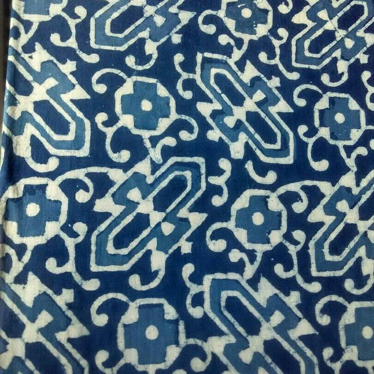 Indigo Fabric #Cotton Fabric #