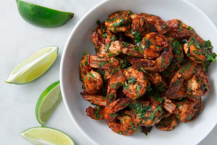 chili lime shrimp  healthy dinner in no time  recipe in