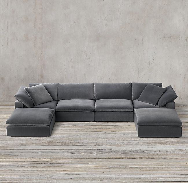 Cloud Modular Customizable Sectional Modular Sofa Sectional