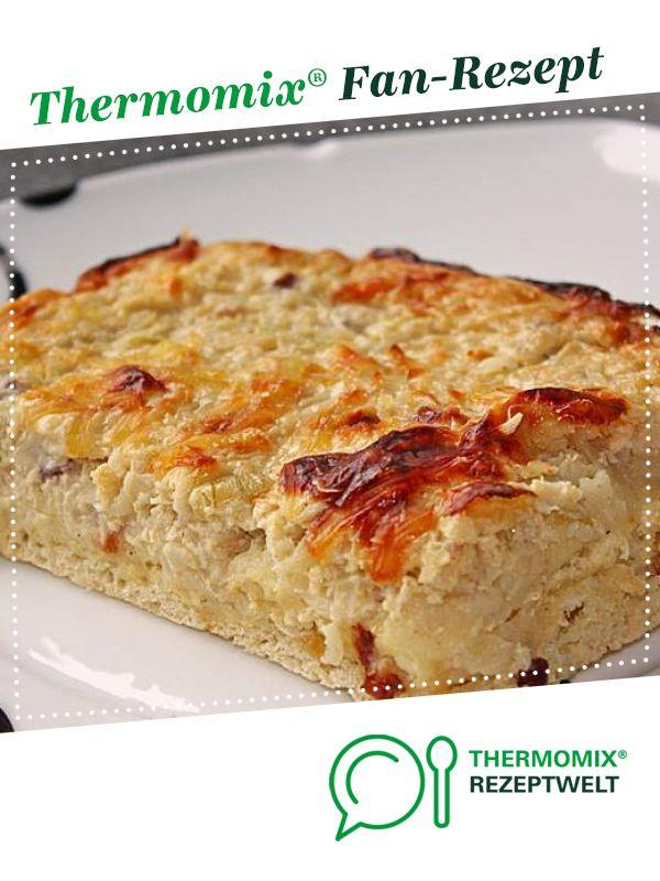 zwiebelkuchen thermomix