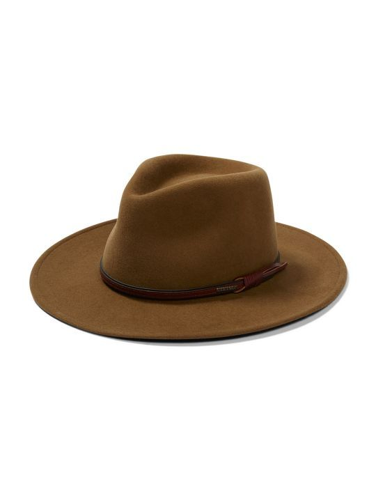 c3d34fdc2b8 Stetson Bozeman Outdoor Hat