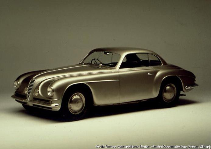 1939 Alfa Romeo 6C 2500 Distinctly Alfa