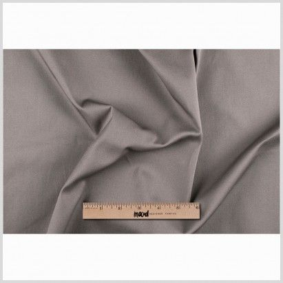 Slate Green Solid Cotton Twill Fabric by the Yard | Mood Fabrics
