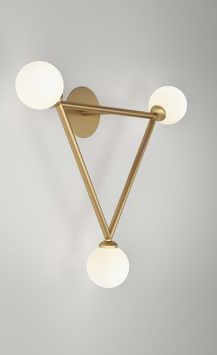 198 best Wall lights images on Pinterest | Sconces, Appliques and Lamps