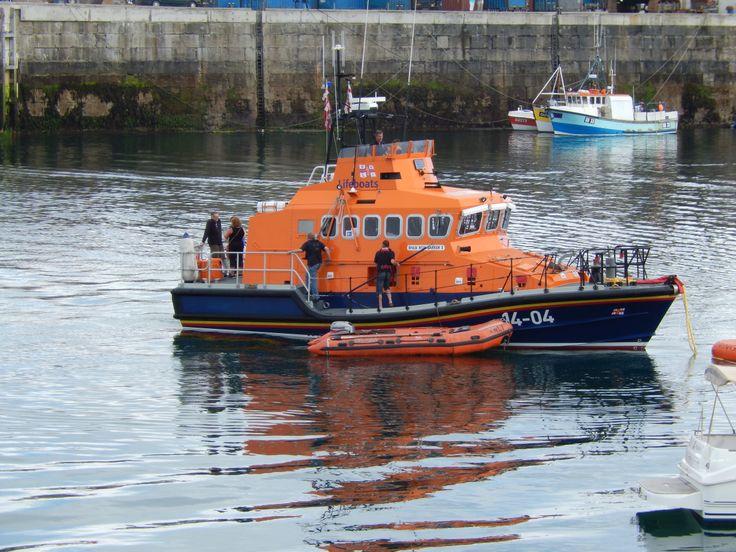 Alderney RNLI Lifeboat