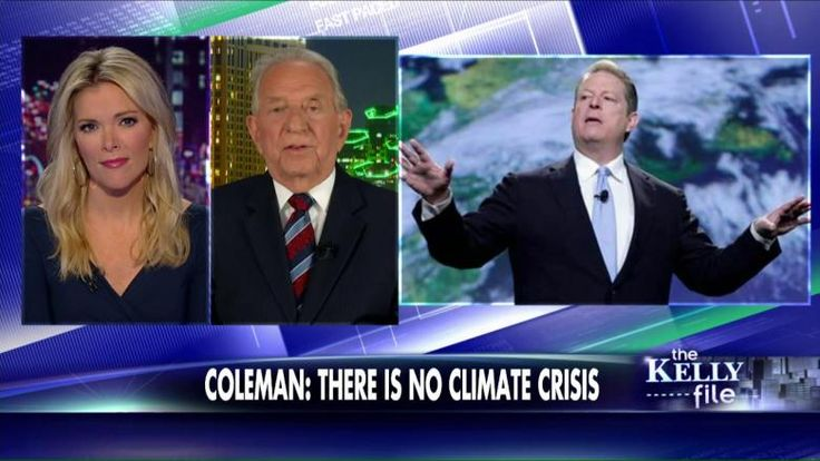 Weather Channel Co-Founder John Coleman: Climate Change Is a Myth | Fox News Insider