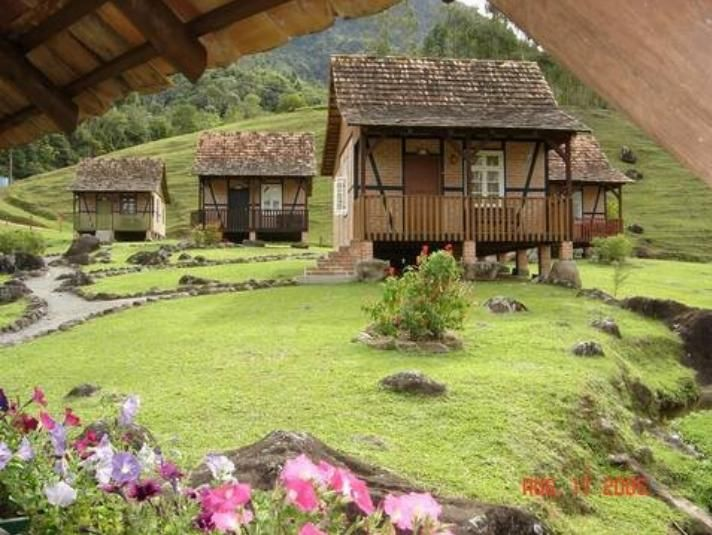 Pomerode - The most germanic city in Brazil  Santa Catarina