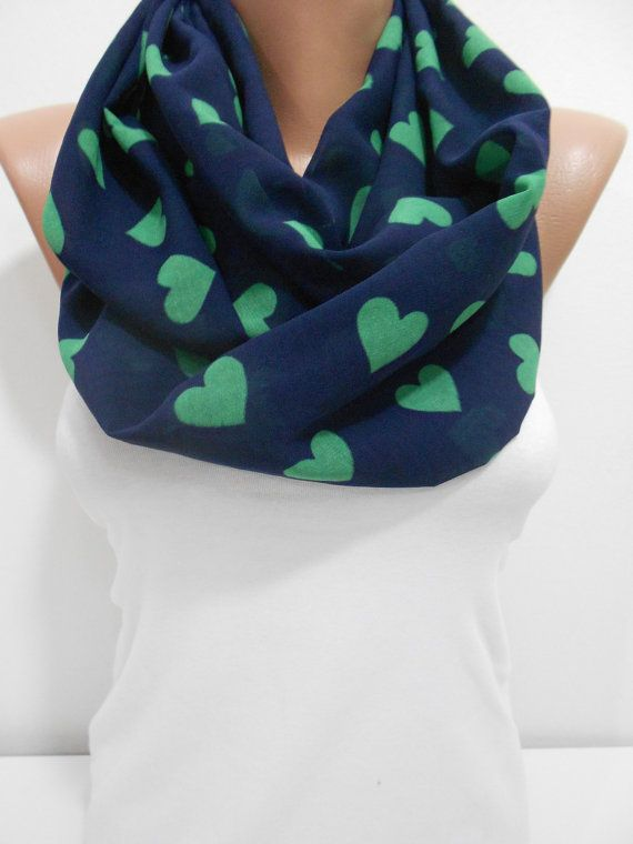 Heart+Infinity+Scarf+Valentines+Day+Scarf+Heart+Loop+by+ScarfClub,+$16.90