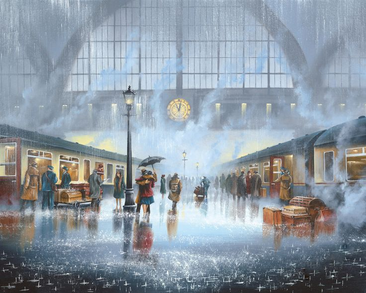 Artworx Gallery are proud to present the latest collection of signed limited edition paintings by British artist Jeff Rowland. There are three pieces in the collection, 'Forever Autumn', 'You Kept ...