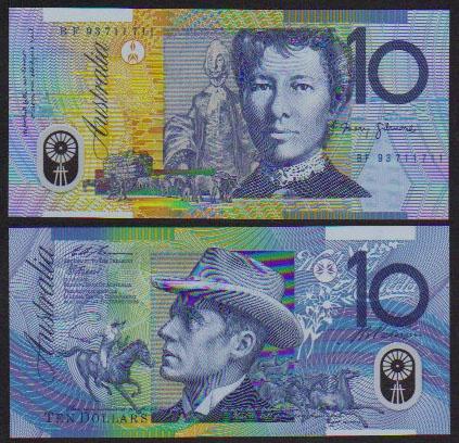 Australia--10 dollars