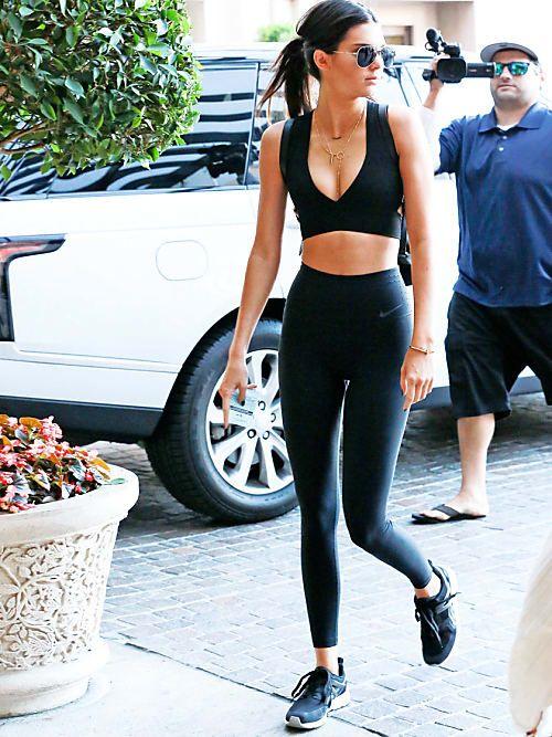 In forma come Kendall? Bastano 11 minuti di allenamento (così semplice da non crederci!)