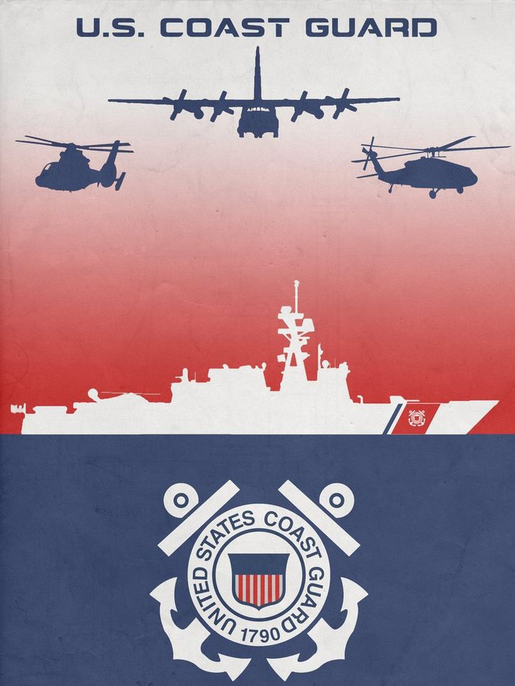 US Coast Guard, unofficial, GWOT.
