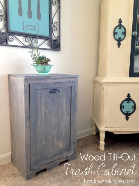 best 25 trash can cabinet ideas on pinterest hidden trash can kitchen bathroom trash cans. Black Bedroom Furniture Sets. Home Design Ideas