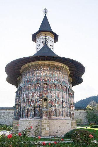 Sucevita Monastery - Suceava County - Romania