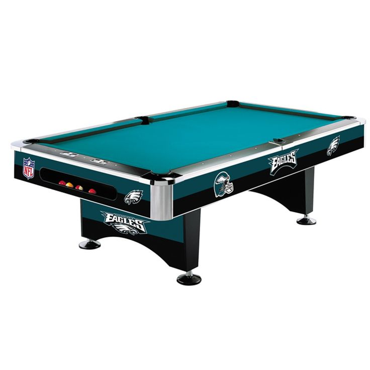 Philadelphia Eagles 8Ft Pool Table By Imperial https://www.fanprint.com/licenses/air-force-falcons?ref=5750