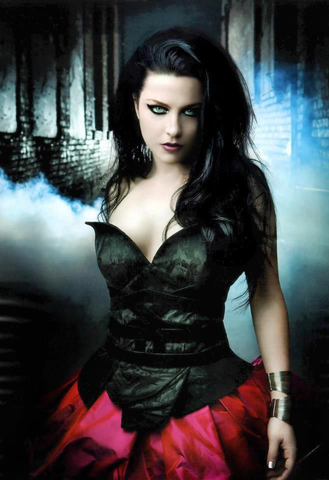 Amy Lee. Best Singer EVER!                                                                                                                                                                                 More