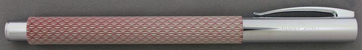 Faber-Castell Ambition Saffron Fountain Pen Medium Nib