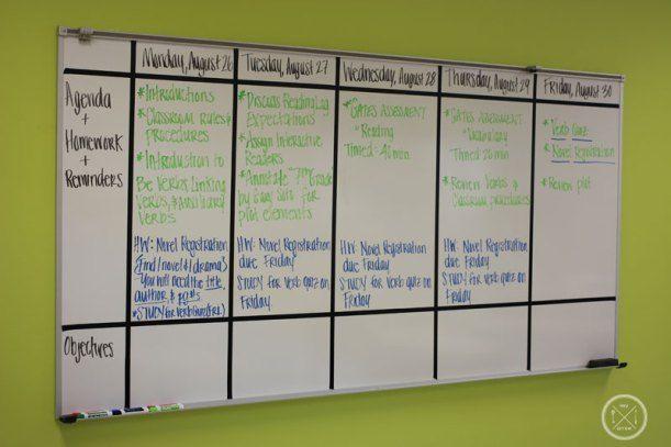 classroom-agenda-keyandarrow