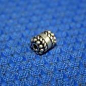 Peerless sterling silver bali beads