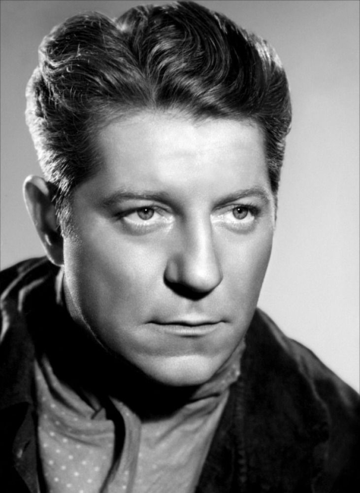 Famous passengers of the Orient-Express -Jean Gabin, french actor
