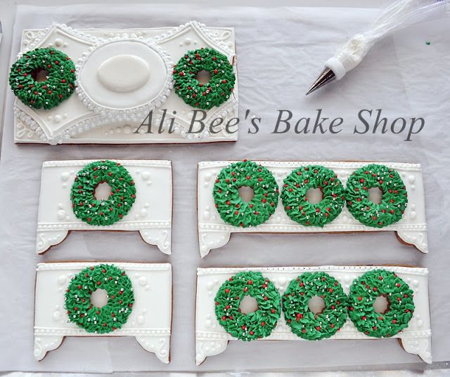 The Twelve Days of Christmas Cookie Project, Five Golden Rings | The Sweet Adventures of Sugar Belle