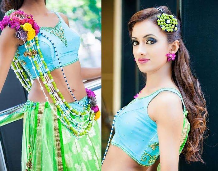 I Mehndi Flower Jewelry : Best fresh flowers jewelry images flower
