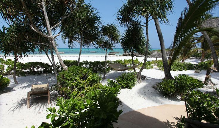 Green and Blue is located in the village of Matemwe on the northeast coast of #Zanzibar  |  africatravelresource.com