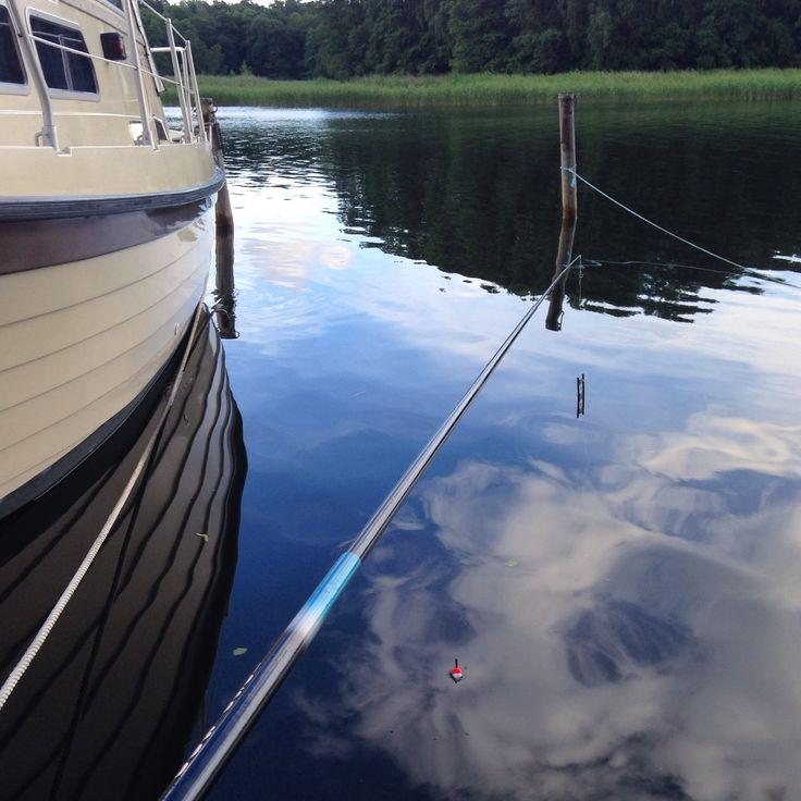 Södra viken, Ekenäs, Finland - fishing
