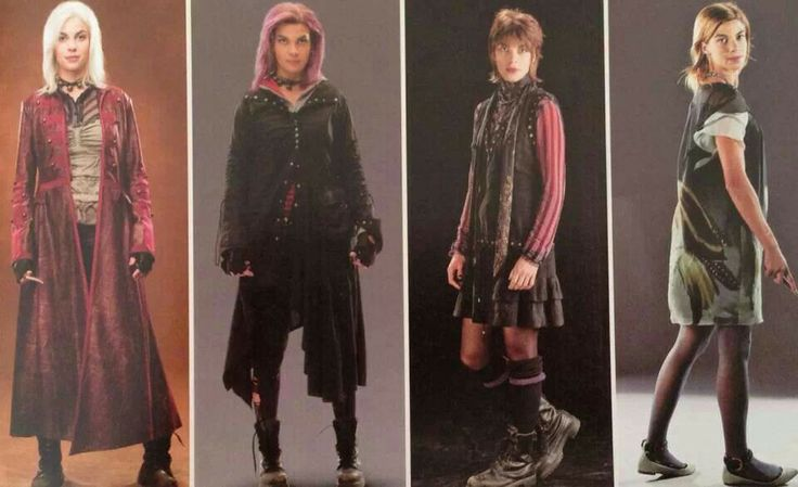 Tonks Second One Might Be My Halloween Costume Awesome