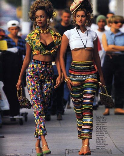 curvy 90s...Designers, why can't we go back to this?