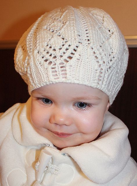 Free Knitting Pattern For Toddler Beanie Hat